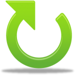 Clockwise-arrow-icon