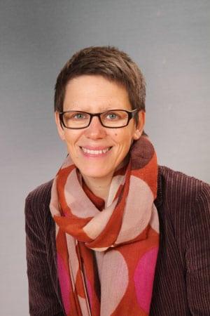 Frau Wusterack - Konrektorin