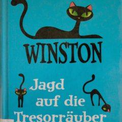An Kiras Schule hat jemand den Tresor mit den Abiklausuren entwendet! Das ist ein neuer Fall für Kater Winston!