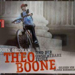 Theo Boone löst die schwierigsten Fälle – und er ist erst dreizehn!